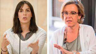 Rita Maestre y Purificación Causapié, en Onda Madrid