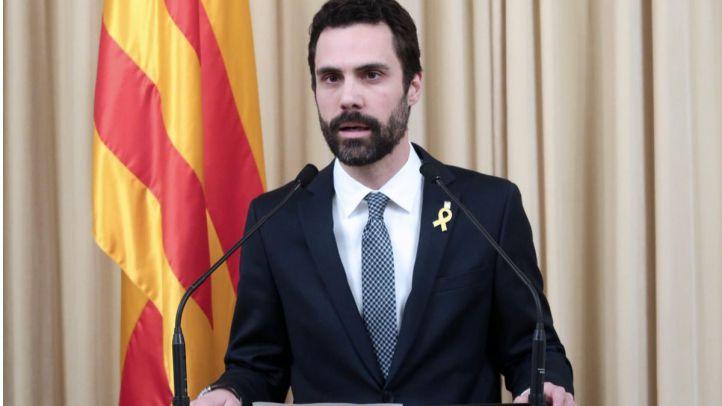 Torrent propone a Puigdemont para la investidura