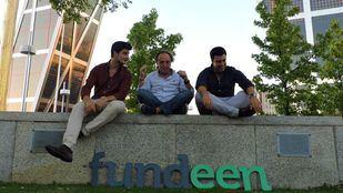 La semilla de Fundeen está en el programa de emprendimiento Santander Yuzz de la UAX.