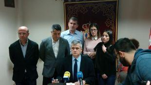 David Lucas dimite como alcalde de Móstoles