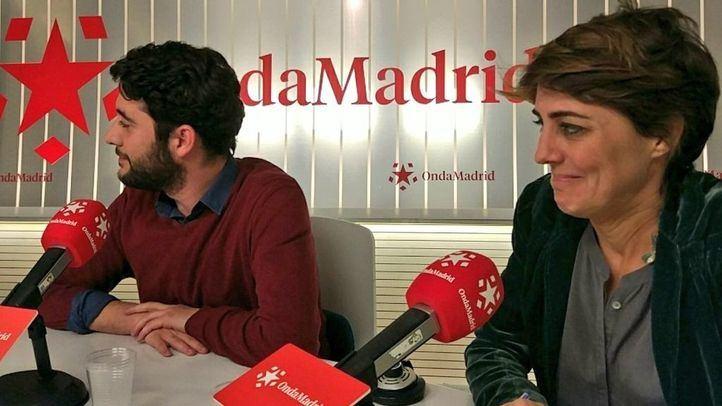 Zafra y Ruiz-Huerta debaten la comparecencia de Cifuentes