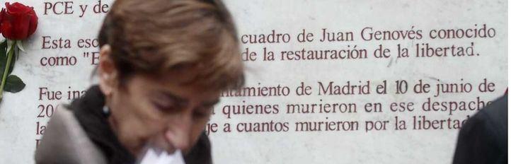 La matanza que forjó la democracia