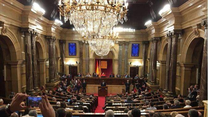 El debate de investidura en Cataluña será el 30 de enero