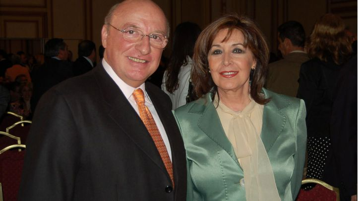 Raul Sender y Concha Velasco