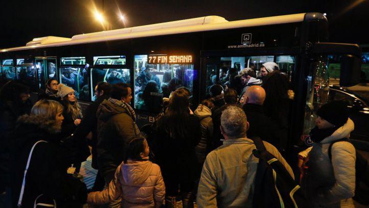 Rejas seguirá siendo una 'isla': la Comunidad tumba otra línea de bus