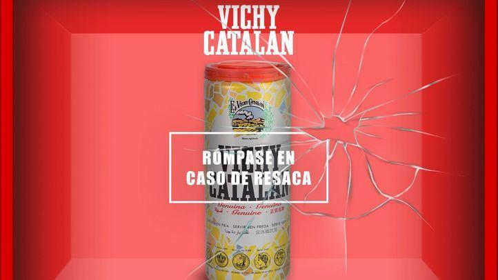 Vichy Catalan ayuda a superar la resaca dando a conocer sus beneficios para combatirla