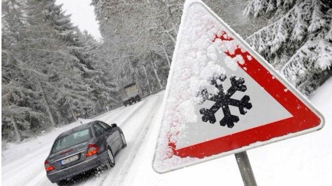 La sierra, en alerta por nevadas