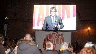 El 'candidato Puigdemont' será impugnado