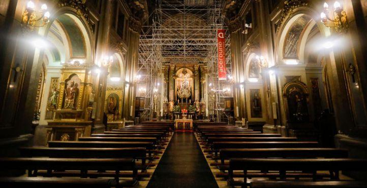El convento que se convirtió en teatro