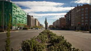 El Ensanche de Vallecas recibió a sus primeros vecinos en 2006.