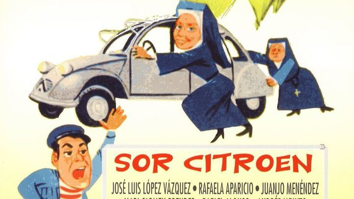 Sor Citroen, con guion de Pedro Masó.