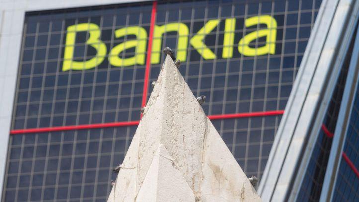 Bankia eleva un 7% la cantidad destinada a dividendos, hasta los 340 millones de euros, y avanza en la devolución de ayudas