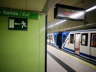 Suspendido tres horas el metro entre Rivas y Puerta de Arganda