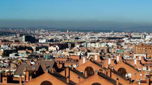 Contaminación en Madrid: así se superó en 2017