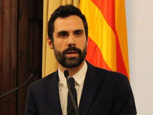 Torrent suspende el Pleno de investidura de Puigdemont para poder hacer alegaciones al Tribunal Constitucional