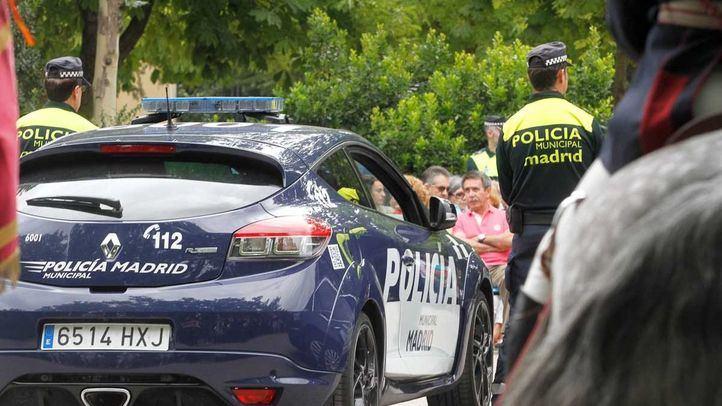Un policía fuera de servicio impide una agresión machista en Navalcarnero