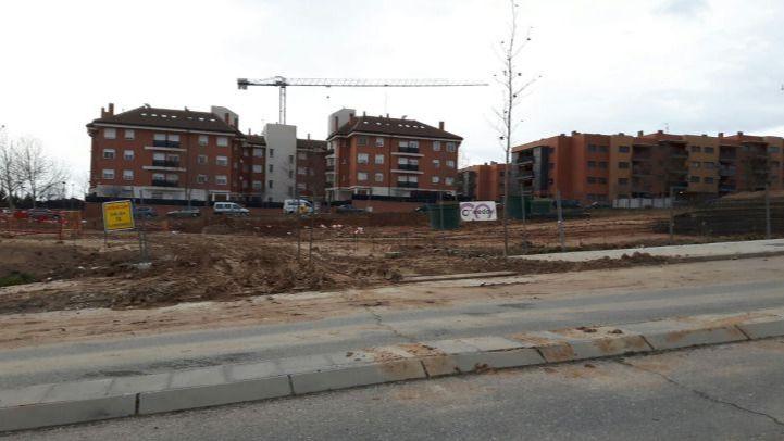 Paracuellos: el nuevo colegio, sin fecha de construcción