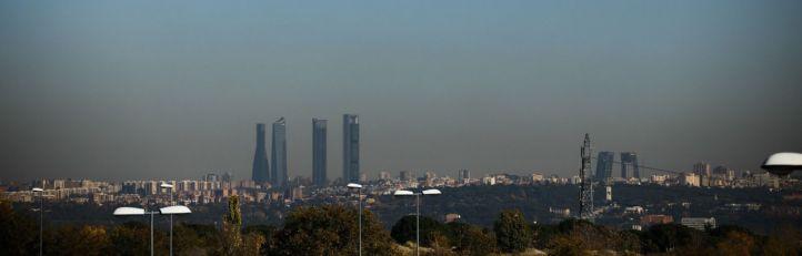 Madrid estudia restringir la circulación de los coches más contaminantes