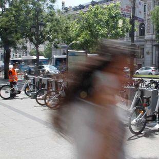 El PSOE pide que se investigue el BiciMAD del PP