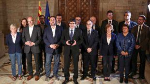 El Tribunal Supremo podría inhabilitar a Puigdemont antes incluso de comenzar el juicio