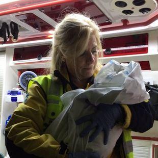 Arrestada la madre de la bebé abandonada
