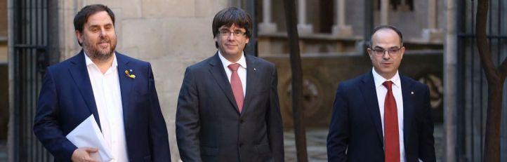 Junqueras propone un presidente simbólico y otro real