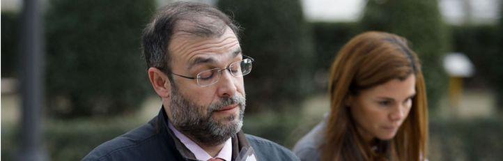 Arturo Canalda ha sido citado para declarar como imputado en el caso Lezo en la Audiencia Nacional.