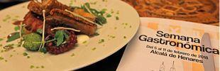 Risottos, gachas y ostras, en la Semana Gastronómica