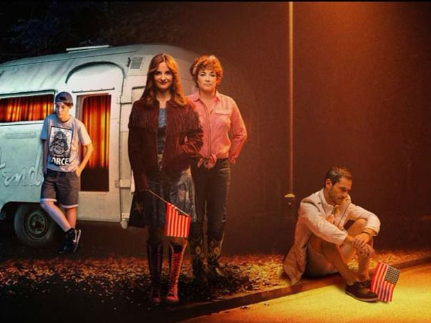 'Una vida americana' en el Teatro Galileo