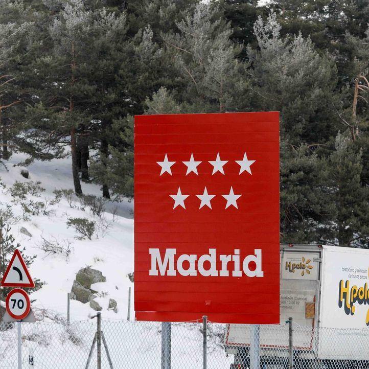 Madrid (y sus carreteras), preparada para la nevada de este fin de semana