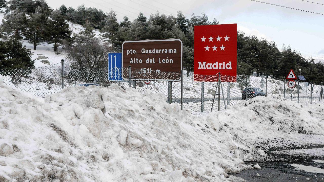 Madrid Y Sus Carreteras Preparada Para La Nevada De Este Fin De  ~ Planes En Madrid Este Fin De Semana