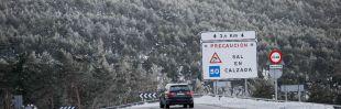 Reabiertas las autopistas R-4 entre Pinto y Dosbarrios y la A-4 sentido Madrid