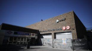 Abre, al fin, la estación de Cercanías Mirasierra-Paco de Lucía