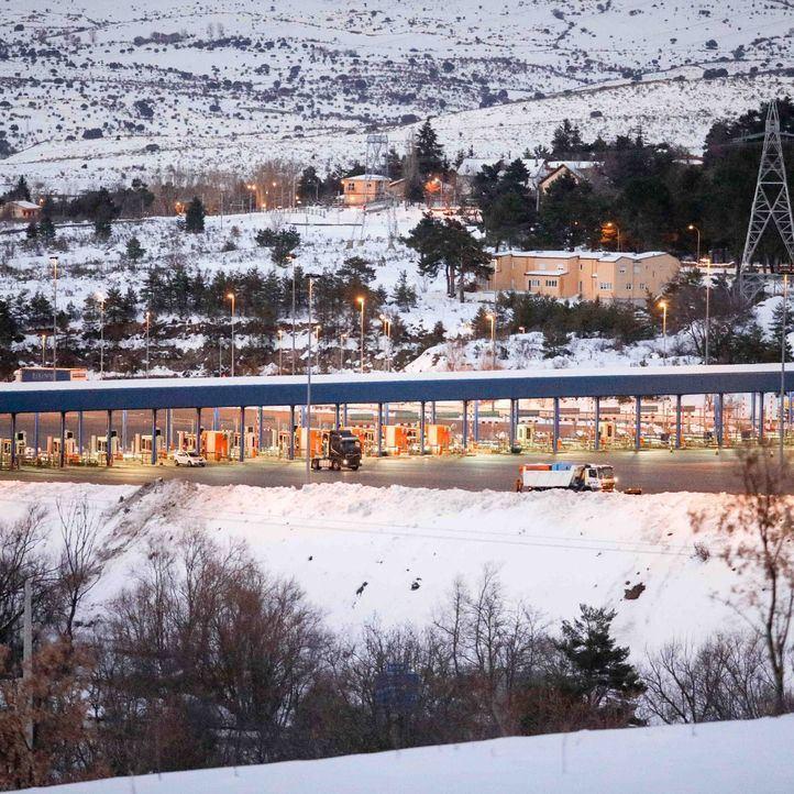 Sin necesidad de cadenas en los puertos de montaña de la región