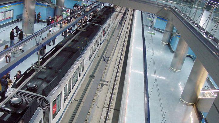 Metrosur cerrará por obras 14 estaciones del arco norte todo el verano