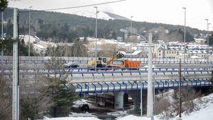 Reabierto el tráfico en la AP-6 en sentido Madrid