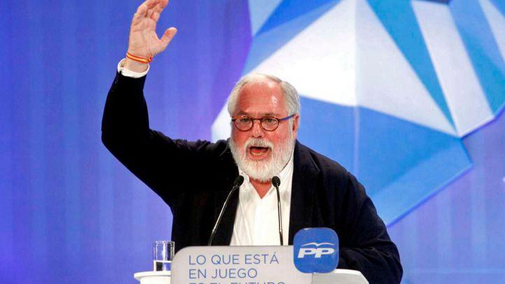 El comisario Cañete urge ahora a Madrid a luchar contra la contaminación