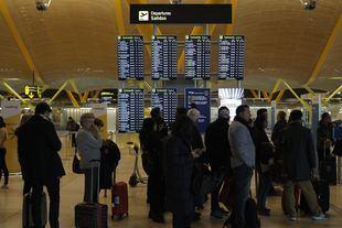 Más de 70 vuelos cancelados