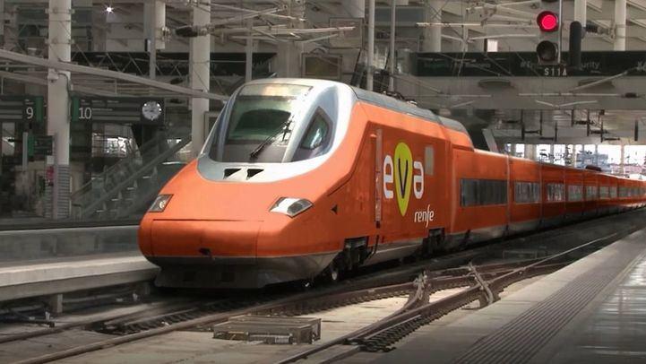 Así será EVA, el nuevo 'smart train' de Renfe.