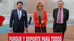 Aguirre, a punto de ser 'imputada' por la financiación del PP