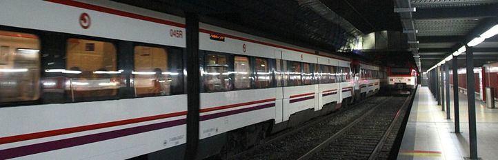 Tren de Cercanías, en una imagen de archivo.