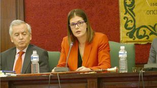 Noelia Posse ha tomado posesión de su cargo tras la dimisión de David Lucas.