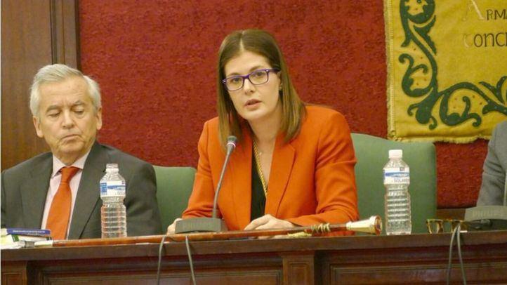 Noelia Posse, primera alcaldesa de Móstoles