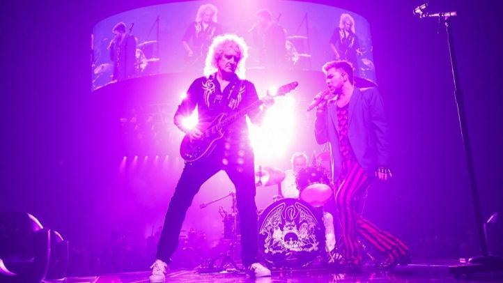 Concierto de Queen y Adam Lambert.