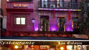 Los Galayos, premiado con 'Alimentos de España' a la restauración 2017