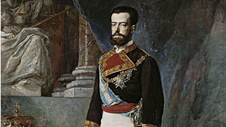 Retrato de Amadeo I (1872).