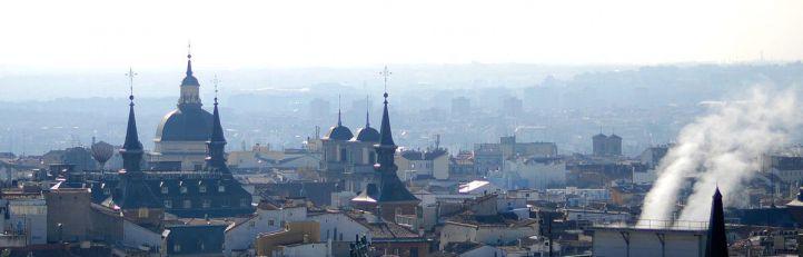 El bólido de Madrid