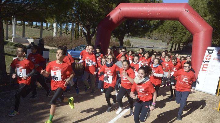 Minicross en celebración del Día Internacional de la Mujer y la Niña en la Ciencia
