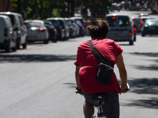 Los accidentes con bicicletas se multiplican por cinco