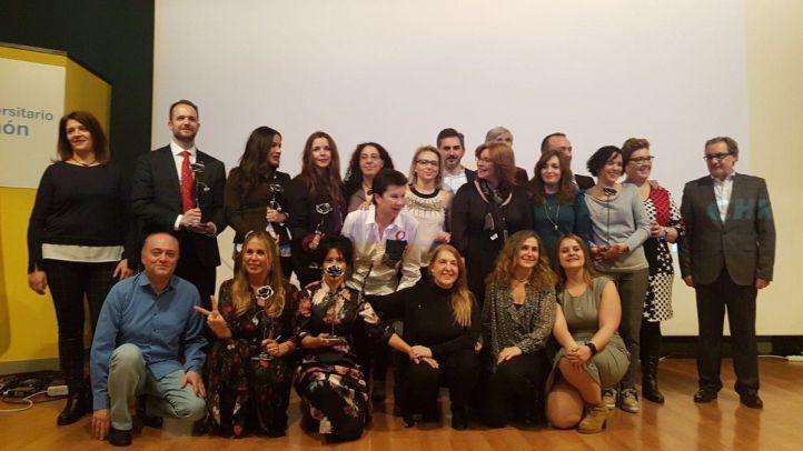 Begoña Villacís premiada por su lucha contra la violencia de género